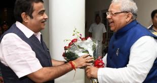 Kalraj Mishra met Nitin Gadkari