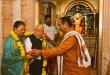 त्रिपुरा सुंदरी देवी मंदिर में पूजा